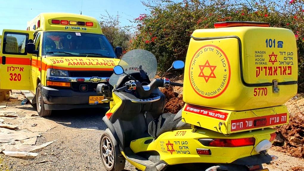 القدس| إصابة عامل إثر سقوطه عن ارتفاع