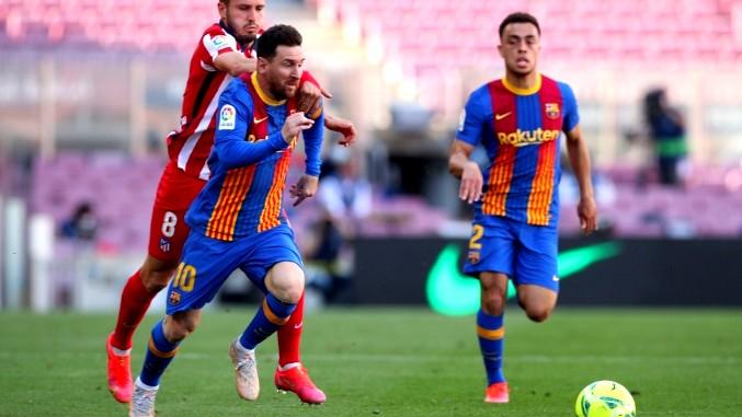 أتلتيكو مدريد ينهي أحلام برشلونة بالدوري الإسباني