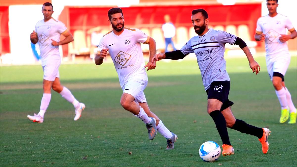حمد غنايم يقود شباب سخنين للفوز على مكابي شعب