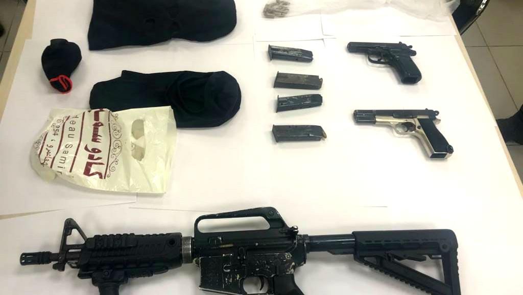 تصريح مدع عام ضد مشتبه من عبلين بحيازة أسلحة