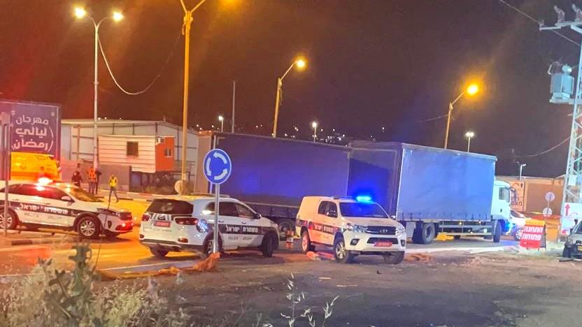البعنة: اصابة شرطي خلال تبادل اطلاق نار مع مشتبهين