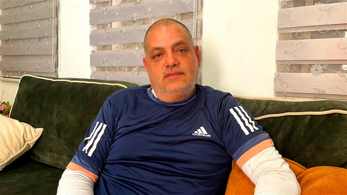 نزار زبيدات من سخنين: الشرطة هددتني