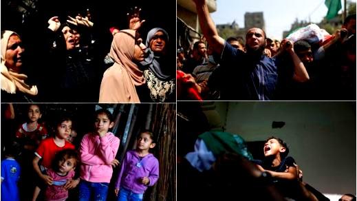 غزة تشيّع جثامين شهدائها