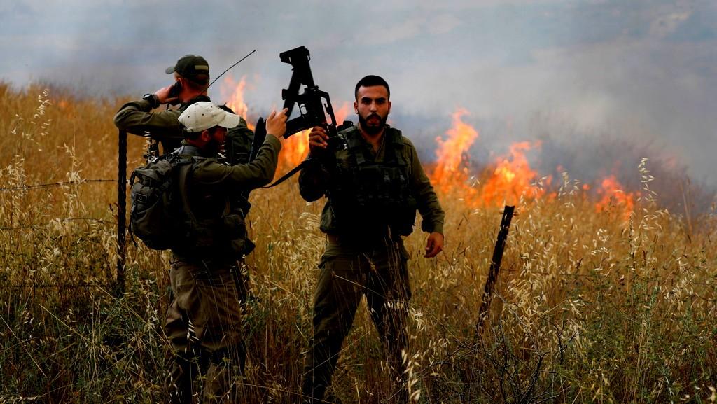 الجيش يستدعي 5000 جندي احتياط