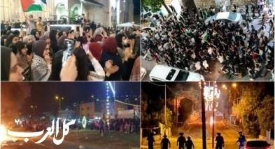 اعتقال 67 متظاهرًا في البلاد