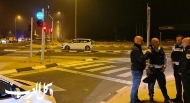 احتجاجات في تل السبع وشقيب السلام واعتقال 10 شبان
