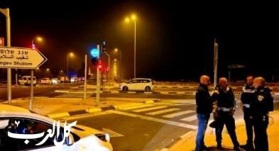 رهط وشقيب السلام: اعتقال 31 متظاهرًا
