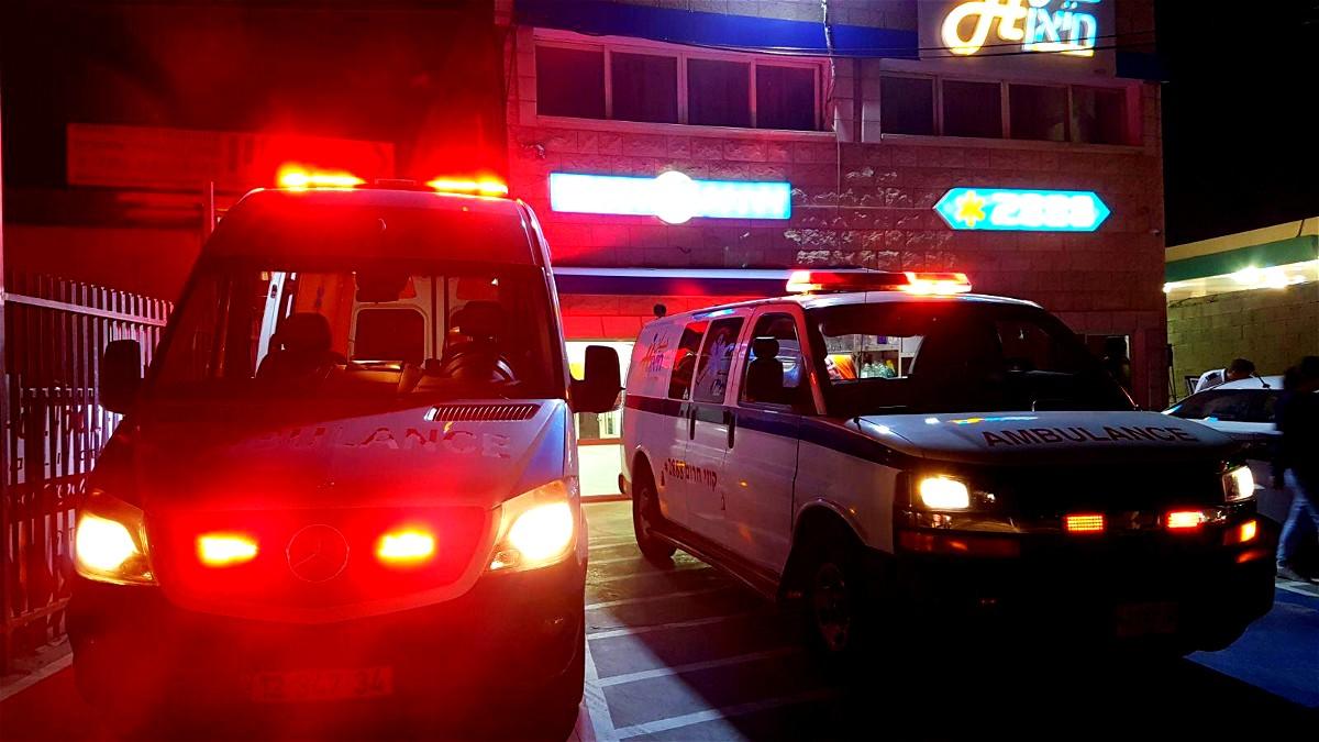 البعنة: اصابة شاب بجراح خطيرة باطلاق نار والخلفية جنائية