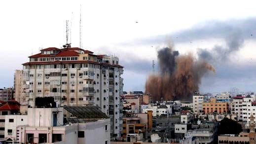 صافرات الانذار تدوي مجددا في مستوطنات غلاف غزة