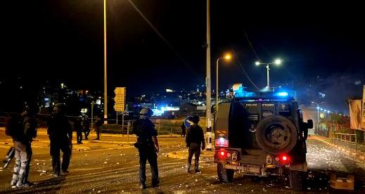 اعتقال 151 متظاهرًا بعد المواجهات مع الشرطة