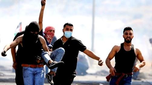 7 شهداء وعشرات الاصابات خلال مواجهات عنيفة بالضفة
