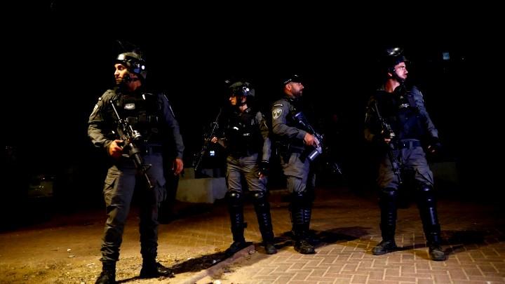 عشرات الإعتقالات في مدينة حيفا