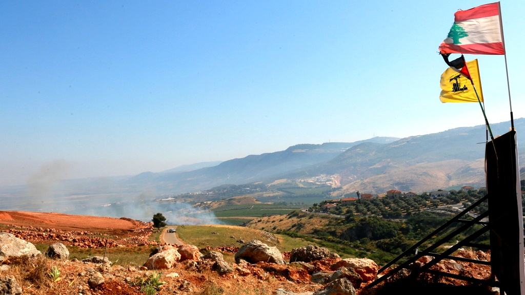 الجيش اللبناني يغلق الطرق المؤدية للحدود