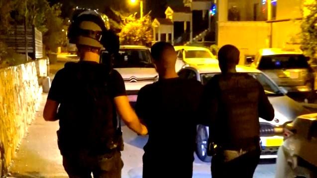 اعتقال 9 شبان من بسمة طبعون على خلفية الأحداث