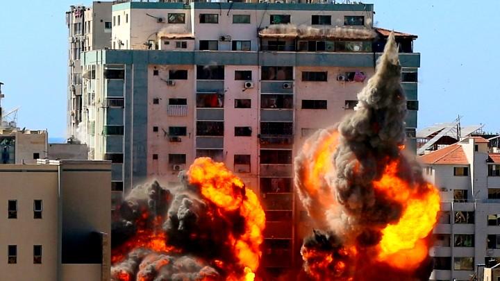 الصحة في غزة: 10 عائلات خرجت من سجل السكان