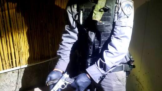 طرعان: اعتقال 3 مشتبهين بإطلاق نار بالهواء
