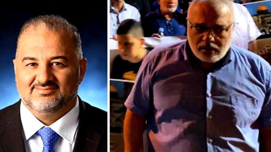 خالد عازم: نهج منصور عباس لا يمثلني