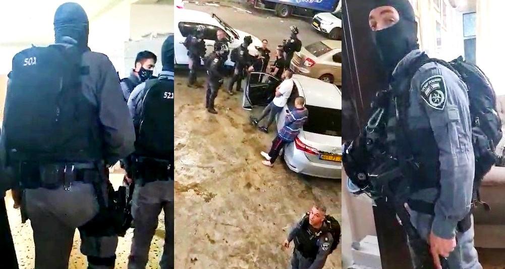 كفر مندا: حملة اعتقالات واسعة للعديد من الشبان