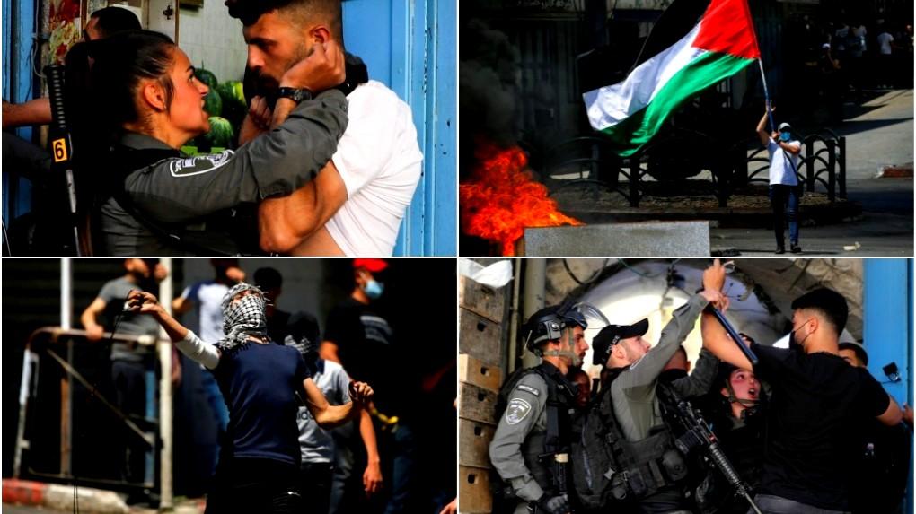 مواجهات واعتقالات في القدس والضفة
