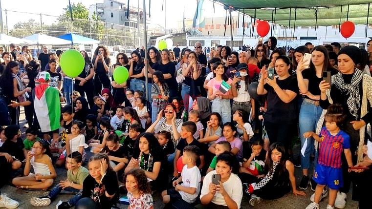 البعنة - دير الاسد: فعاليات وطنية بمشاركة المئات