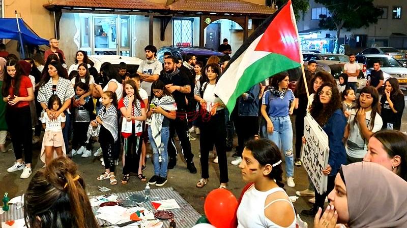 مجد الكروم: أمسية وطنية ملتزمة تضامناً مع غزة والقدس