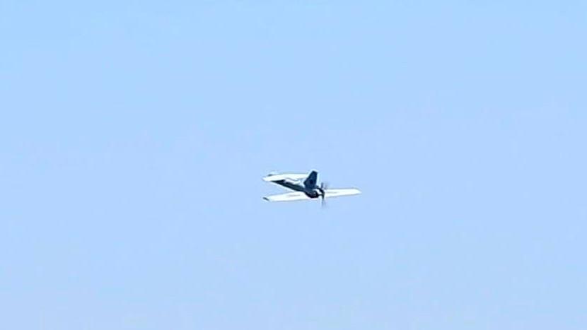إسقاط طائرة من دون طيّار في غور الأردن