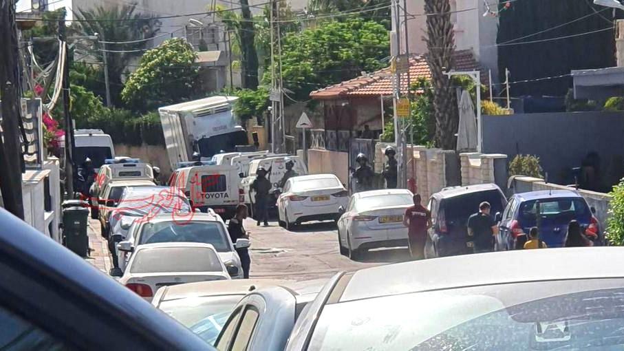 حملة اعتقالات في مدينة الطيبة