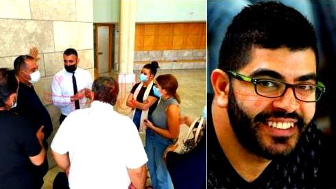 اطلاق سراح الناشط السياسي أحمد عثاملة