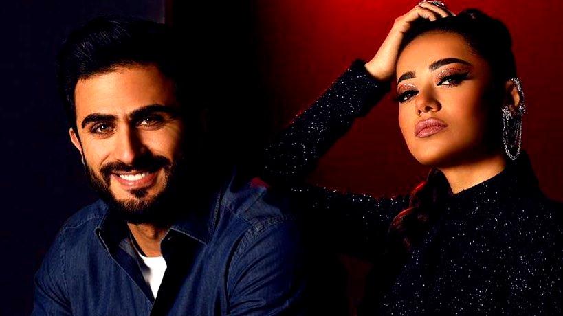 رحمة رياض تعلن ارتباطها بممثل عراقي