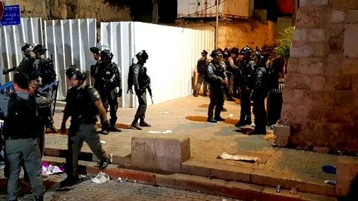 الشرطة: اعتقال ثلاثة اشخاص بشبهة اهانة افراد الشرطة