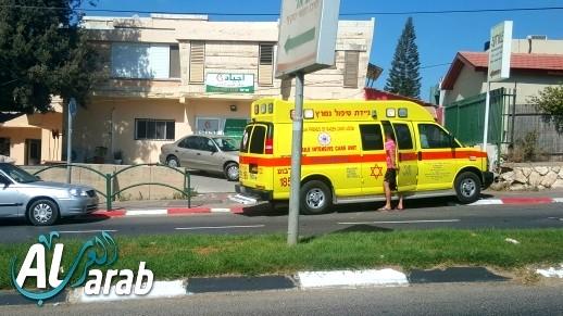 القدس: سقوط عامل عن ارتفاع في بطن الهوى