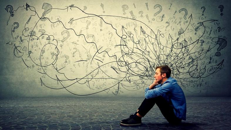 بين المشاكل النفسية والمرض العقلي