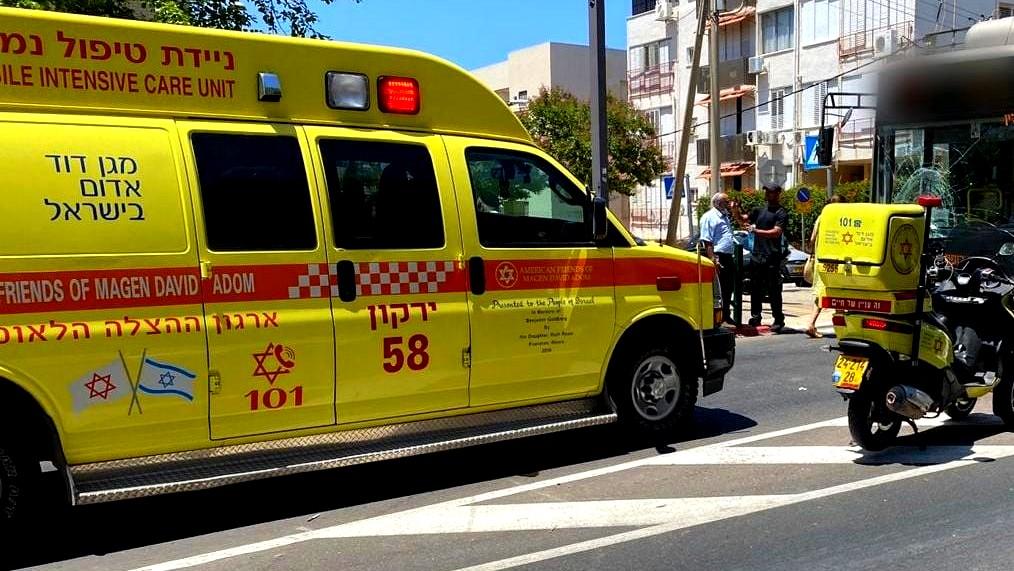 طيرة الكرمل: إصابة عامل سقط عن ارتفاع