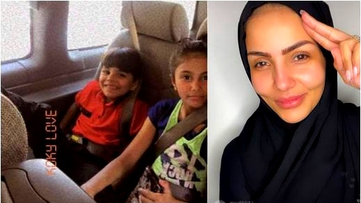 الأم آلاء عبد الرحمن تستعيد طفلين بفرحة ناقصة