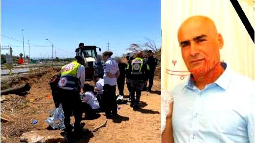 مصرع رافي أبو حمد بعد استنشاقه مواد سامة