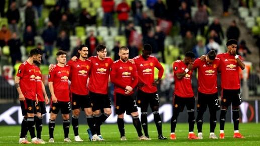تحرير لاعبين بالجملة في مانشستر يونايتد
