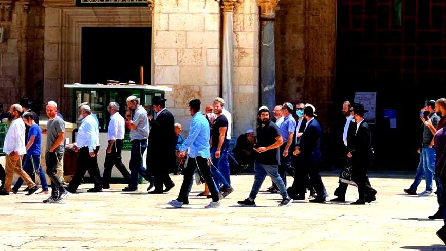 نشطاء يهود يدعون لاقتحام الأقصى