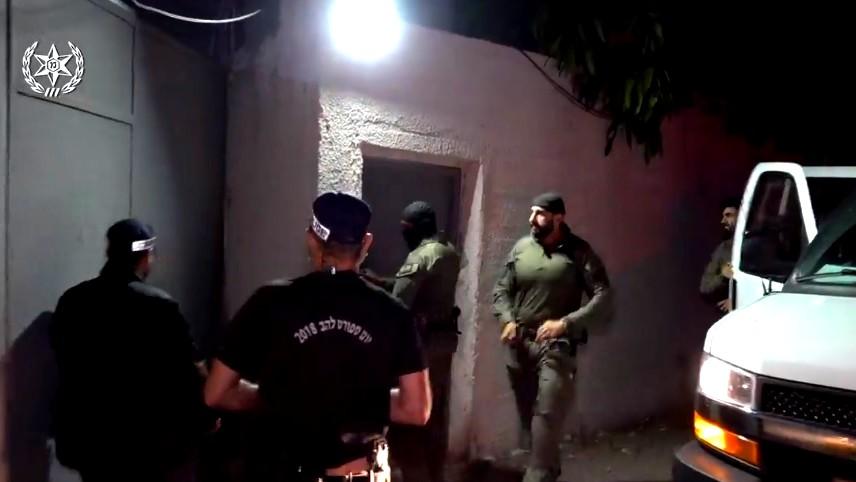 جرائم الخاوة: اعتقال 11 مشتبهًا