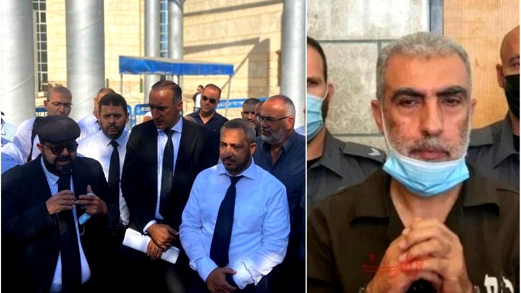 صلح الناصرة تمدد اعتقال الشيخ خطيب