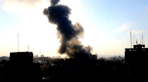 اسرائيل : حماس استخدمت ابراج مأهولة
