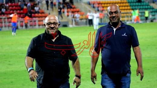 عدول الثنائي محمد سليمان وأحمد أبو العم عن الإستقالة