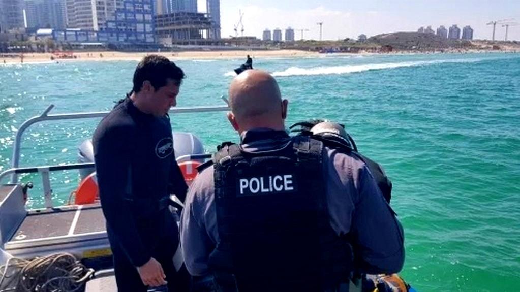 غرق طفل في أحد شواطئ بات يام