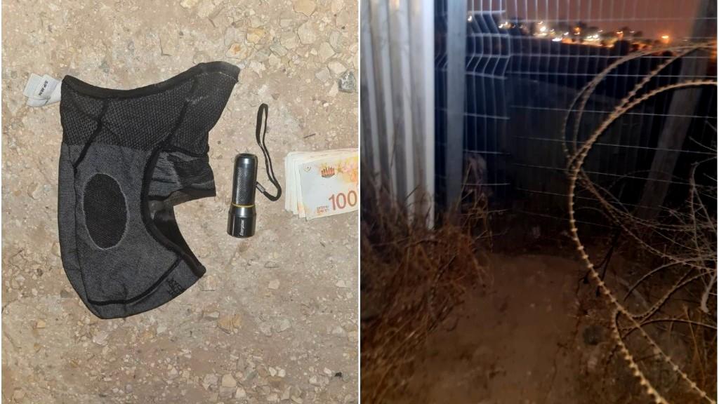 النقب:اعتقال مشتبهين باقتحام معسكر للجيش