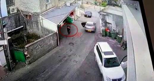 توثيق بالفيديو: إطلاق النار على شاب من عرابة من قبل مجهولين قرب المسجد القديم