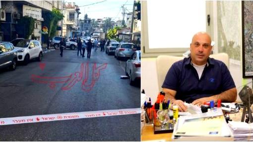 بلدية الناصرة: إضراب بعد إطلاق النار على صبيح ملحم