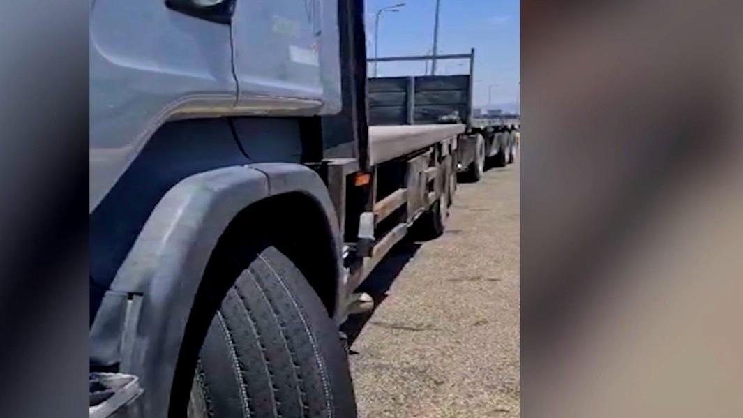حملة واسعة للشرطة ضد الشاحنات في عرابة وسخنين