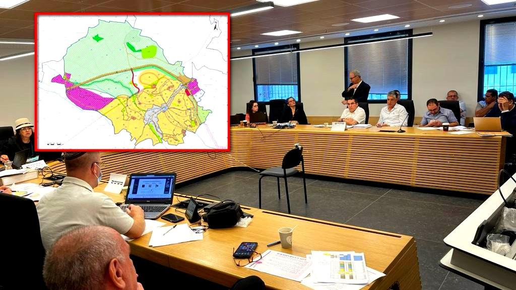 مجلس الرينة يعارض قرار التنظيم بشأن الخارطة الشمولية