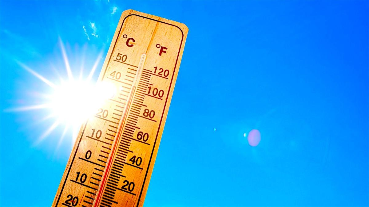 حالة الطقس : اجواء صافية وارتفاع على درجات الحرارة