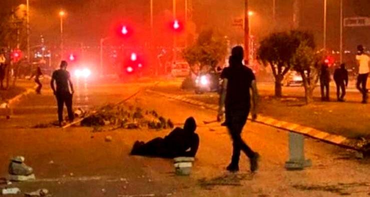 المتهون برشق حجارة من العمراني بالنقب ينكرون التهم
