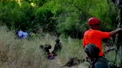بالفيديو: وحدة الإنقاذ في الجليل تنقذ حياة طالب